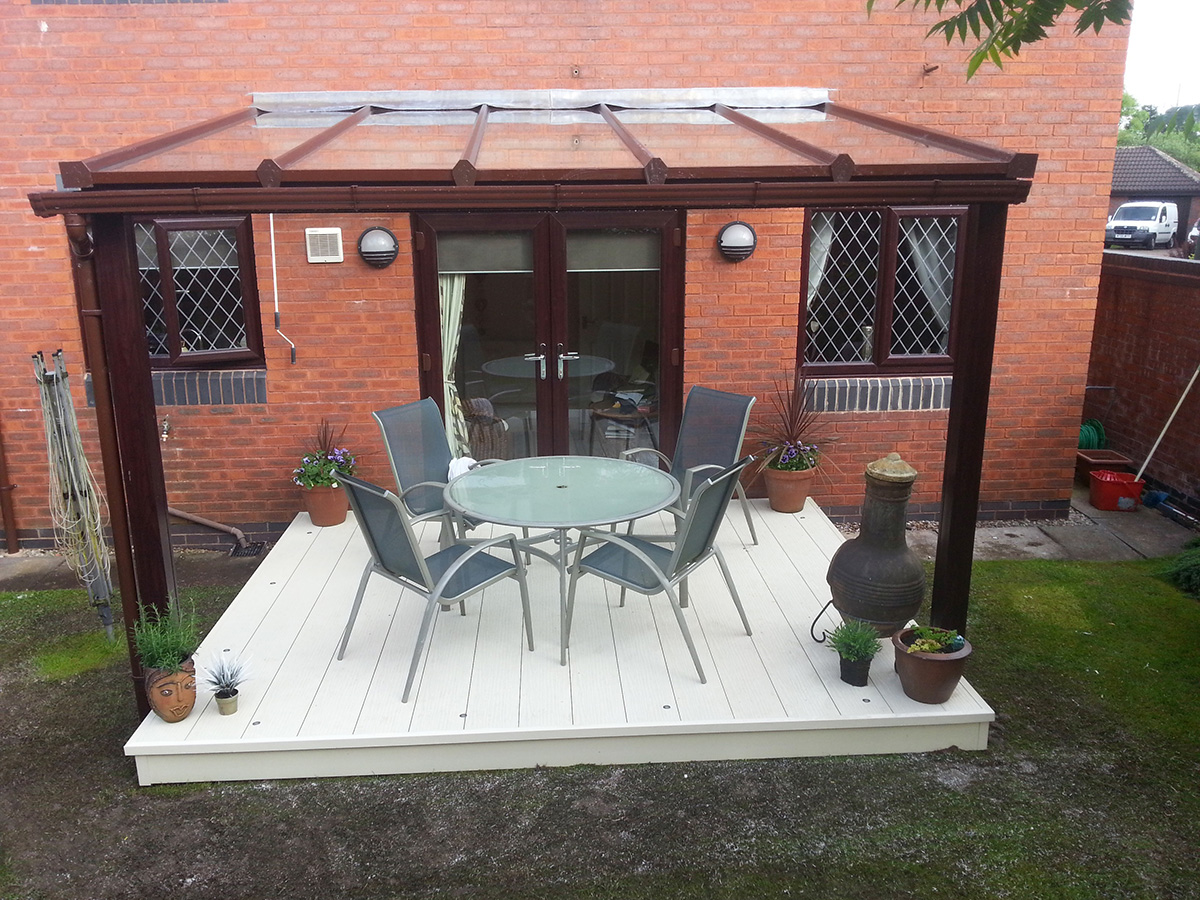 modern steel veranda installer in leigh lancashire greater
